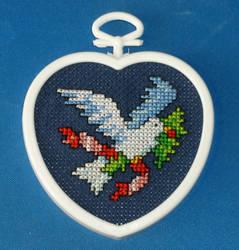 Cross Stitch Ornament 2 by TNHawke