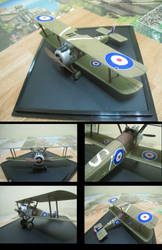 Sopwith Camel F.1 by boomstix