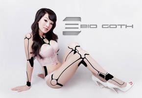 Cyborg by BiioGoth