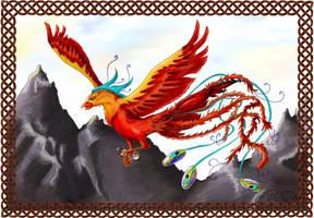 Phoenix by andunesilme