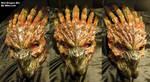 Red Dragon Bio WAR by Uratz-Studios