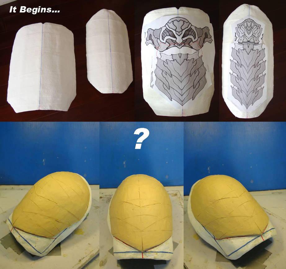 It begins ghoul armor by uratz studios on deviantart - Uratz studios ...