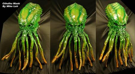 Cthulhu Mask 01 by Uratz-Studios