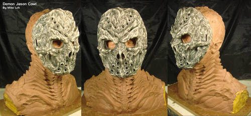 Demon Jason Cowl Hock by Uratz-Studios