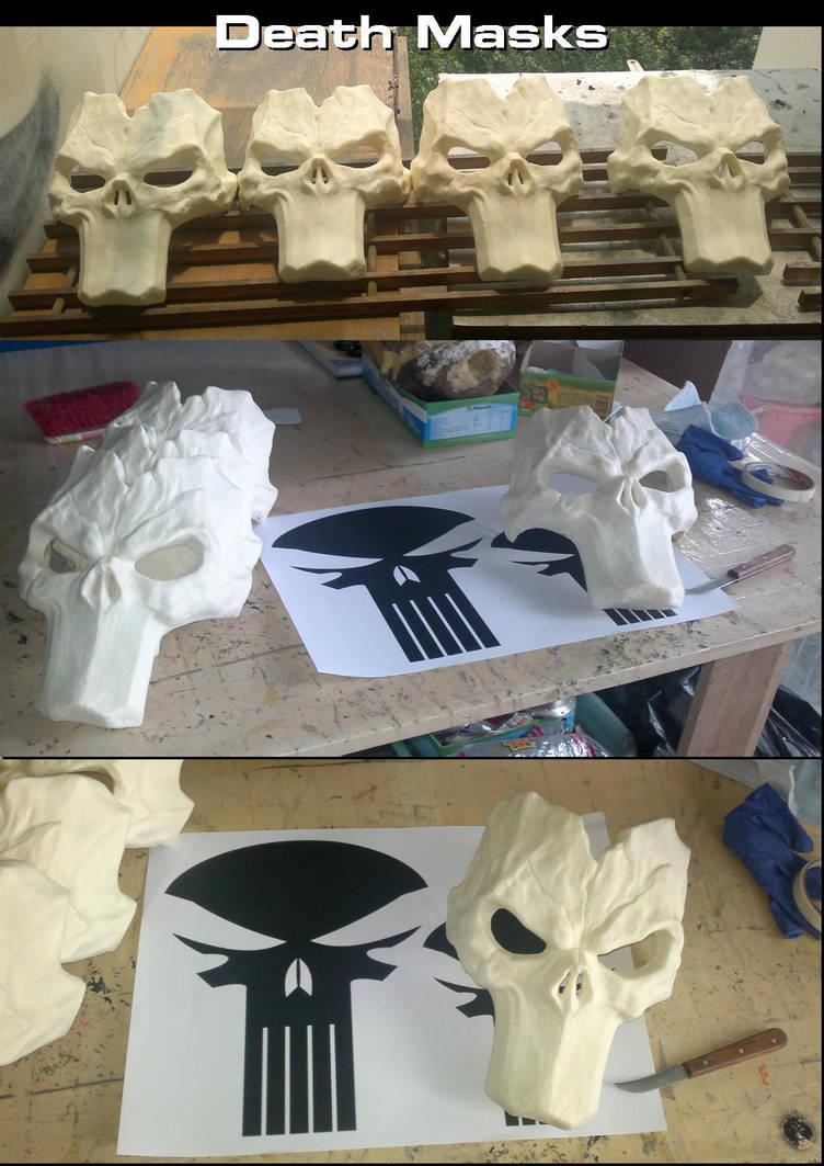 Death masks by uratz studios on deviantart - Uratz studios ...