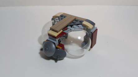 LEGO - Dragonfly Mech WIP by BurningAshDragon