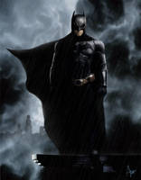 Batman Begins by antmanx68