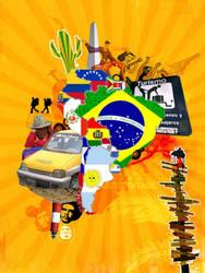 Latin America by BlackJokerLink