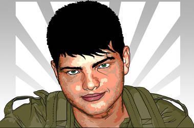 vector me.. by BlackJokerLink