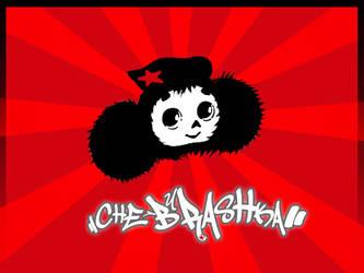CHE-burashka by BlackJokerLink