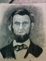 Abe lincoln by avinsh12589