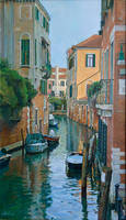 Fragment of Venice by Lefthand666