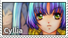 CG - Cyllia Stamp by Ihara