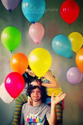 99 Luftballons by theluckynine