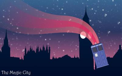 The Magic City by Natizilda