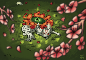 Blossom by Natizilda