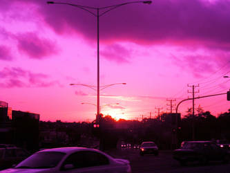 Bright Night by Croyante