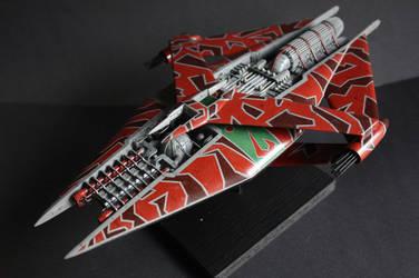 Narn cruiser by janzu77