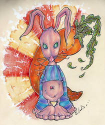 bunny by Lodie85