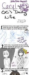 OC's daily life meme by neko-sora-daycare