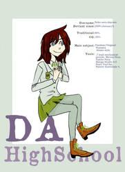 dA High school by neko-sora-daycare