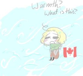 Canada by neko-sora-daycare