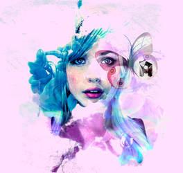 Beauty Fluid  by Aleksandrsereda