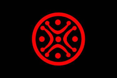 Cantabrist anarchist flag by Clawfiren