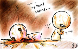 __my_hand_slipped__ by nocturnalMoTH