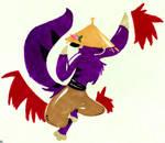 Master Pinweasel by Pinweasel