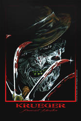 Krueger by HardenedInk by Horror-Forever