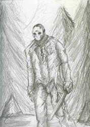 jason by blaksheep by Horror-Forever