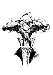 Clown Cute by marespro13