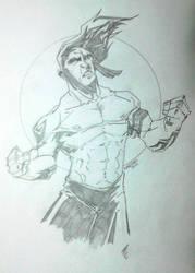 Sketchman by marespro13