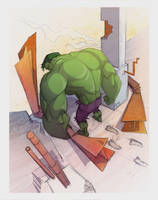 The HULK by marespro13