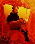 HellBOY Color por ME by marespro13