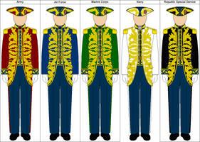 M08 Special Full Dress General by Tounushi