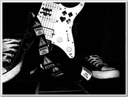 Wanna Be A Guitar Hero by Il-Cappellaio-Matto