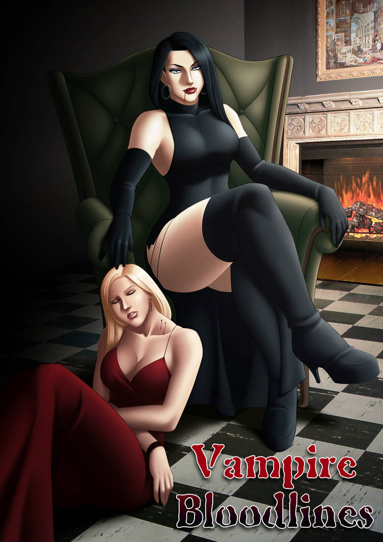 Vampire Bloodlines - Chapter 1 by NewEvilRising