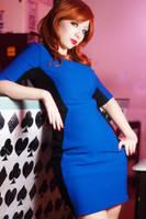 Sophia Beauchamp Cosplay by Kitty Honey 3 by NewEvilRising