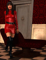 Bianca Bordeaux By 007fanatic by NewEvilRising