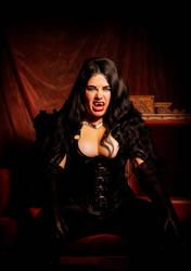 VampirePlayMate Cosplay as Bianca Bordeaux 3 by NewEvilRising