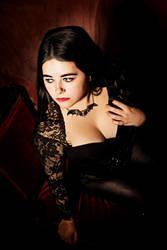 VampirePlayMate Cosplay as Bianca Bordeaux 5 by NewEvilRising