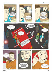 Psycomics - Episode 1 - Page 5/6 by xubuntu69