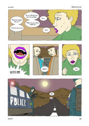 Psycomics - Episode 1 - Page 3/6 by xubuntu69