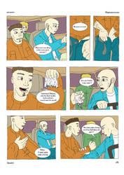 Psycomics - Episode 1 - Page 2/6 by xubuntu69