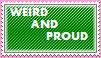 Weird and proud by KawaiiSteffu