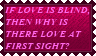 Love is blind by KawaiiSteffu