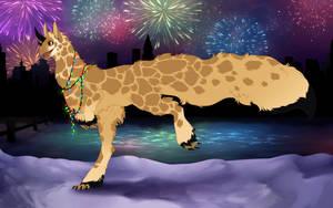 Giraf 392 by Kuku-ri