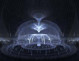The Fountain by mfcreative
